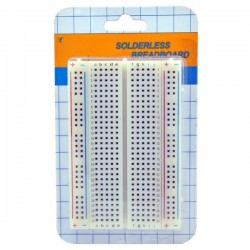 400 Tie Point Solderless Prototyping  Breadboard