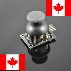 XY Dual Axis Joystick Module With Button