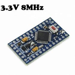 Pro Mini Arduino Compatible - 8MHz 3.3V