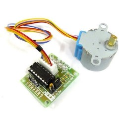 28BYJ-48 5V Stepper Motor and ULN2003 Driver Module