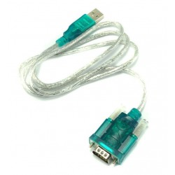USB to RS232 DB9 9 Pin Adapter Programming Cable