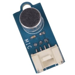 Sound Microphone Detection Module