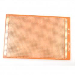 Single Sided 12x18 cm Prototyping Bread Board