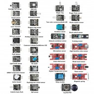 37 In 1 Sensor and Module Adapter Kit In Case