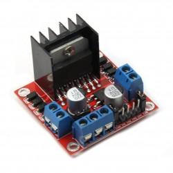L298N Dual H-Bridge DC Stepper Motor Controller