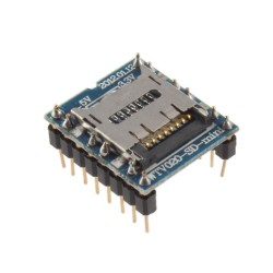 WTV020SD-16P MP3 Audio Playback Module