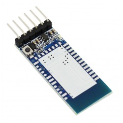 HC-05/6/7 Serial Bluetooth Converter Backplane Adpater