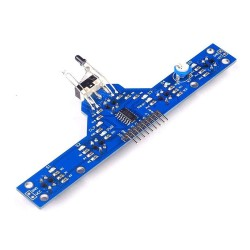 5 Channel Line Folllowing and Obstacle Avoidance Sensor