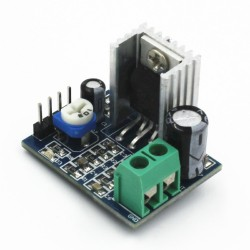 TDA2030A Mono 18W Audio Amplifier Module, 6-12V Input