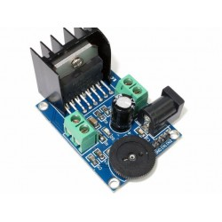 TDA7266 Dual Channel 7W + 7W Audio Amplifier Module