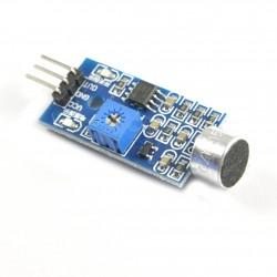 3.3-5V Adjustable Digital Microphone Acoustic Sound Detection Sensor Module