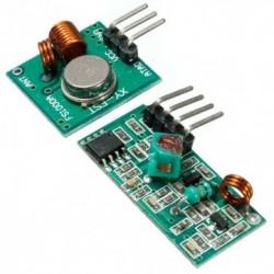315MHz RF Link Transmitter Receiver Module Kit