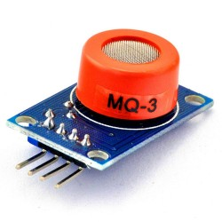 MQ3 MQ-3 Alcohol Gas Sensor