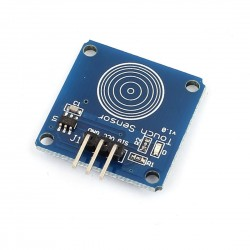 TTP223B Capacitive Touch Button Switch Sensor