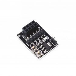 NRF24L01 5V to 3.3V Power Regulator Adapter with Bypass Capacitor