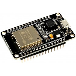 ESP32 WiFi and Bluetooth Module Soldered Header ESP-WROOM-32 ESP-32