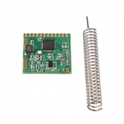 SI4432 433MHz Wireless Transceiver Module