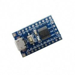 STM8 Minimum System Development Board- STM8S103F3P6