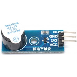 3.3-5V Active Low Buzzer Module