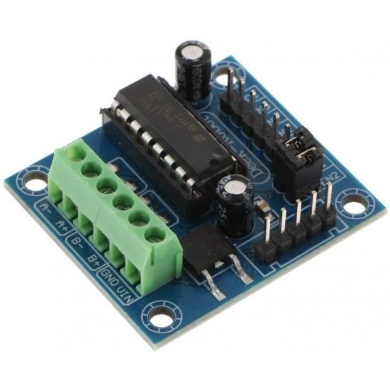 L293D Mini Motor Controller Module Quad H Bridge