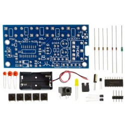 FM Radio 76-108Mhz DIY Learning and Soldering Practice HEX3653 KIT